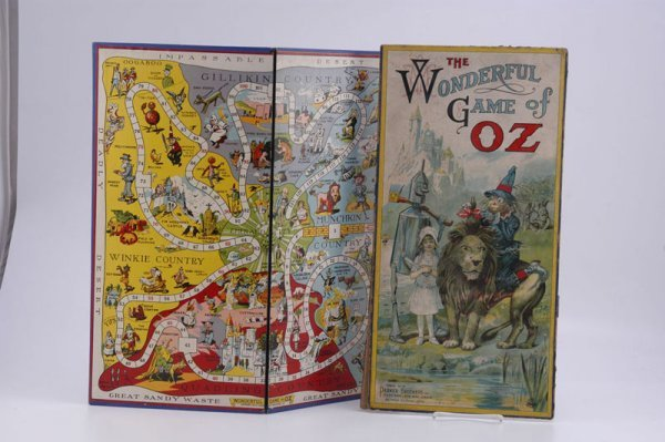 647: WONDERFUL GAME OF OZ