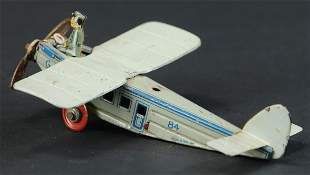 AIRPLANE PENNY TOY