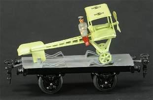 MARKLIN ARMY CORPS AIRPLANE CAR