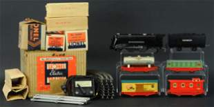 BOXED LIONEL 1689 W/1588T FREIGHT SET
