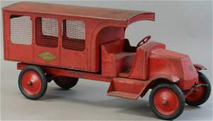 AMERICAN NATIONAL DELIVERY TRUCK