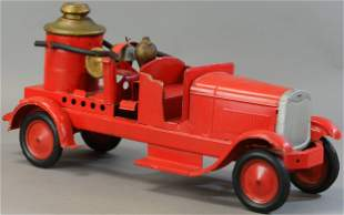 TURNER LINCOLN CHEMICAL FIRE TRUCK