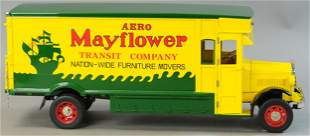 LARGE MAYFLOWER DELIVERY TRUCK