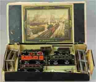 BOXED MARKLIN TRAIN SET