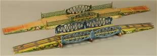 GROUPING OF MARKLIN SPAN BRIDGES
