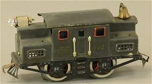 LIONEL BOX CAB ELECTRIC 0-4-0