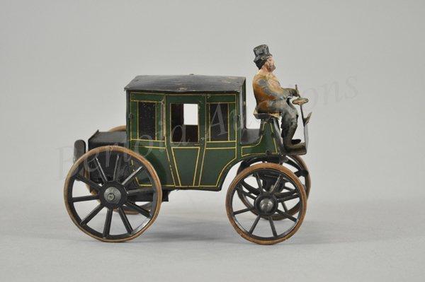 3107: GUNTHERMANN HORSELESS CARRIAGE
