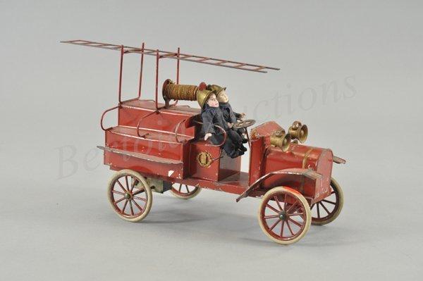 3126: PINARD LADDER FIRE TRUCK