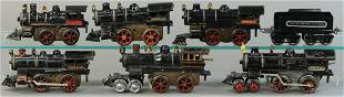 EARLY IVES LOCOMOTIVE LOT