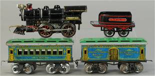 IVES NO. 1118 LOCO AND YALE CAR