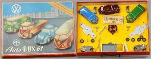 BOXED VOLKSWAGEN AUTO-DUX 61 SET