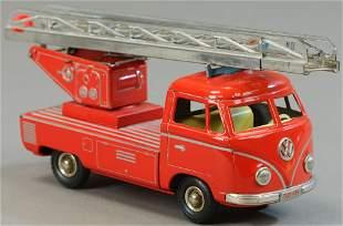 TIPPCO VW FIRE LADDER TRUCK