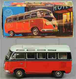 BOXED TIPPCO VW TRANSPORTER BUS