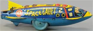 MARX TOM CORBETT SPACE CADET ROCKET