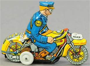 MARX TRICKY MOTORCYCLE