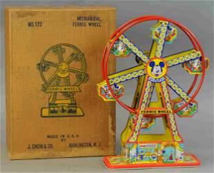 BOXED CHEIN MICKEY MOUSE FERRIS WHEEL