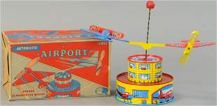 BOXED OHIO ART AUTOMATIC AIRPORT