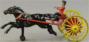 WILKINS HORSE DRAWN HOSE REEL
