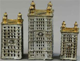 THREE AC WILLIAMS SKYSCRAPER STILL BANKS