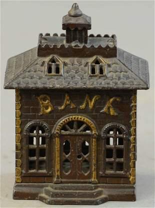 BUILDING BANK STILL BANK
