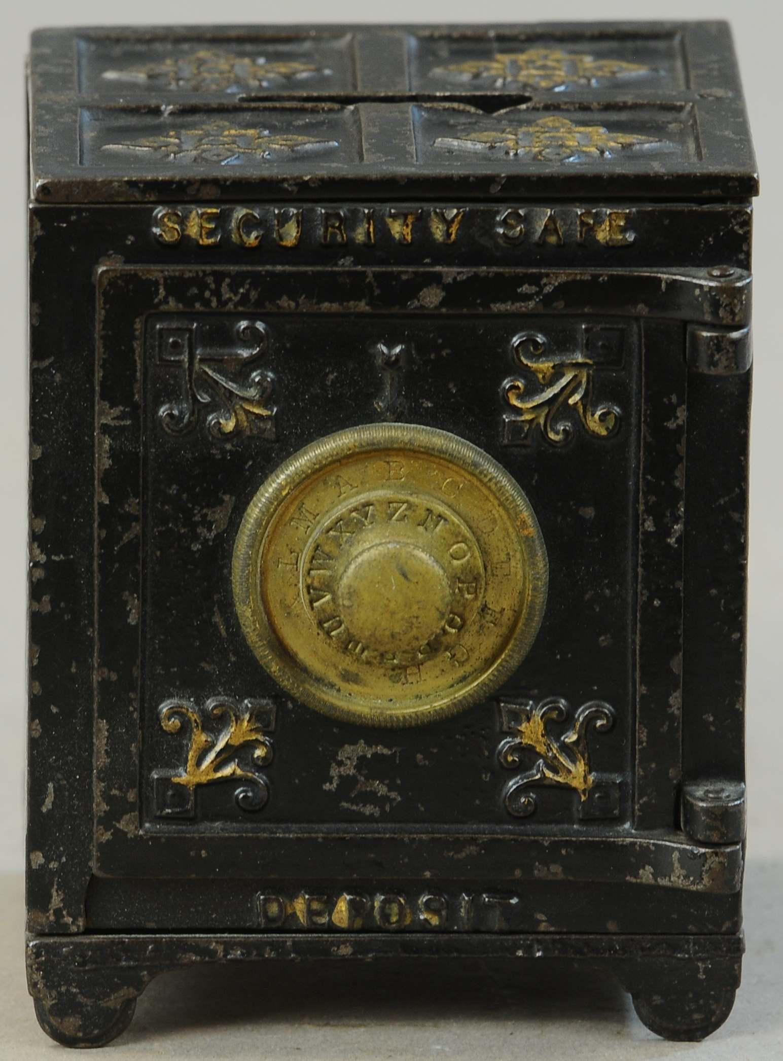 SECURITY SAFE DEPOSIT STILL BANK