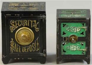 CLOVER SAFE AND SECURITY SAFE DEPOSIT BANKS