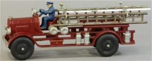HUBLEY FIRE LADDER TRUCK
