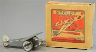 BOXED MARX SPEEDY AEROPLANE