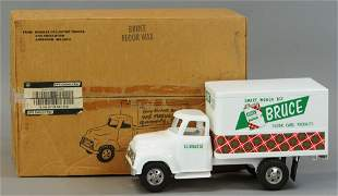 BOXED DESALLE TONKA BRUCE DELIVERY TRUCK