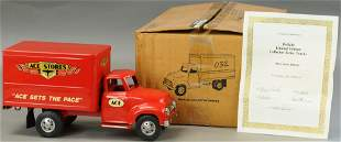BOXED TONKA DESALLE ACE STORES