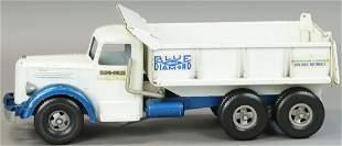 SMITH MILLER BLUE DIAMOND DUMP TRUCK