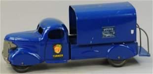 TURNER POLICE EMERGENCY TRUCK