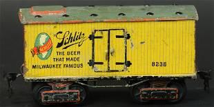 MARKLIN SCHLITZ BEER CAR