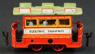 MARKLIN ELECTRIC TRAMWAY TROLLEY