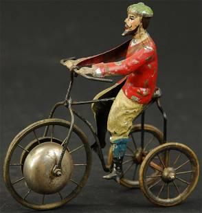 GUNTHERMANN BICYCLIST BELL CHIMER