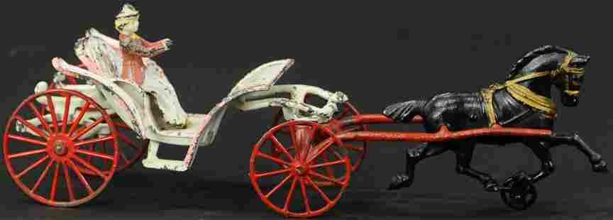 HUBLEY HORSE DRAWN PHAETON
