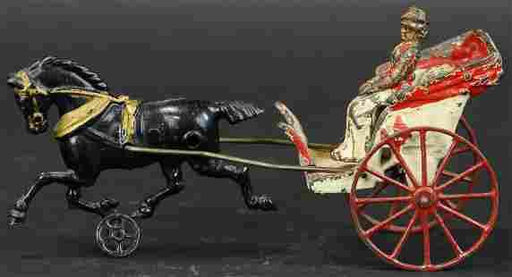 HUBLEY HORSE DRAWN STANHOPE GIG