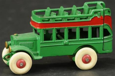 SMALL KENTON DOUBLE DECKER BUS