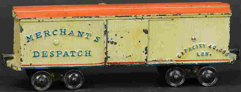 IDEAL MERCHANT'S DESPATCH BOX CAR