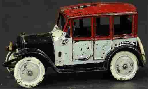 KENTON RED TOP CAB