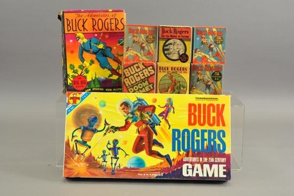 3725: BUCK ROGERS LOT