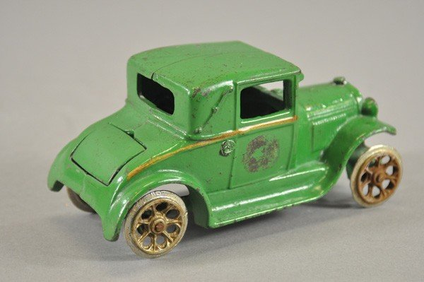 """4109: ARCADE FORD MODEL """"A"""" COUPE"""