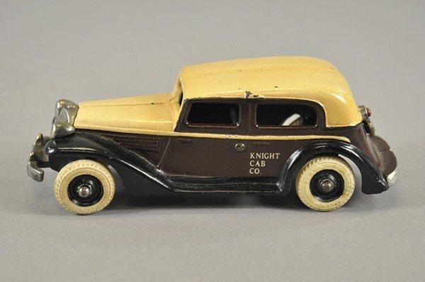 4114: ARCADE PARMALEE CAB