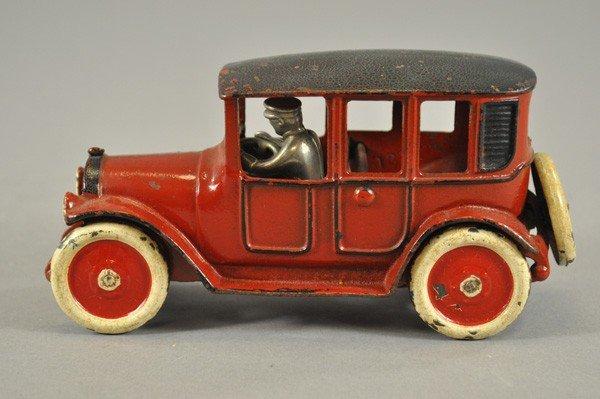 4128: HUBLEY TAXI CAB