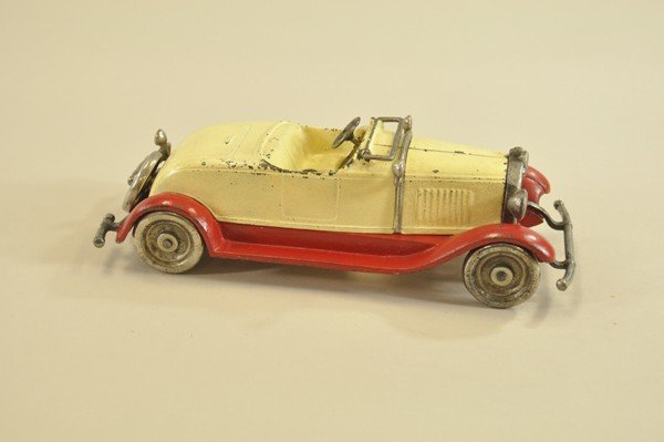 15: TWO SEAT CONVERTIBLE