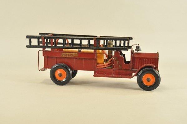 620: STRUCTO FIRE PUMPER