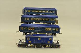 935: AMERICAN FLYER PRESIDENT'S SPECIAL BOXED TRAIN SET