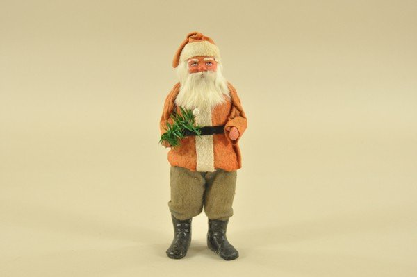 1464: FATHER CHRISTMAS CANDY CONTAINER