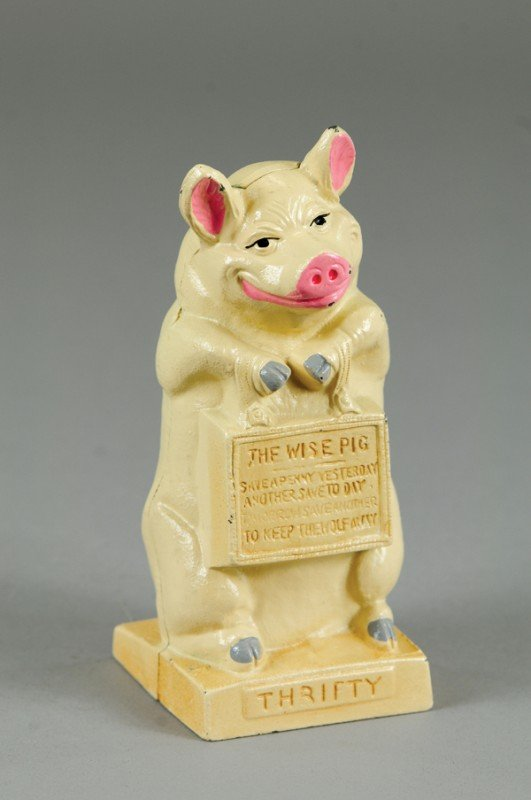 22: THE WISE PIG STILL BANK
