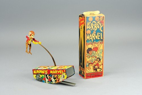 MARX ACROBAT MARVEL TOY
